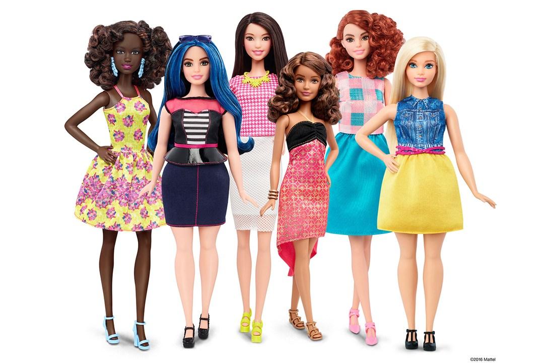 barbie new