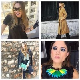 Δεκατέσσερα ρούχα, παπούτσια και αξεσουάρ που φόρεσαν οι Ελληνίδες celebrities και αγαπήσαμε