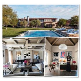 Δείτε το μοντέρνο σπίτι της Kourtney Kardashian
