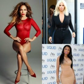 Sexy curves! Δέκα celebrities με καμπύλες και υπέροχα κορμιά