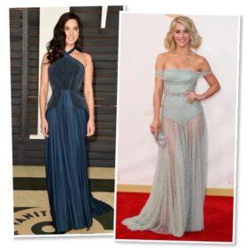 Olivia Munn & Julianne Hough: Τι συμβαίνει όταν δύο πολύ διάσημες γυναίκες φορούν το ίδιο outfit, στο ίδιο event;