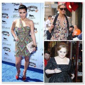 Τότε και τώρα: Όταν οι αγαπημένες σας celebrities ήταν κακοντυμένες και σχεδόν αγνώριστες