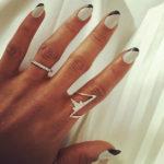kerry washington manicure