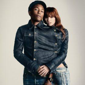 Breaking news: Ο Pharrell Williams είναι ο νέος συνιδιοκτήτης της G-Star