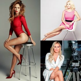 Οι αναλογίες δέκα όμορφων γυναικών: Πόσα κιλά ζυγίζουν οι αγαπημένες σας celebrities;
