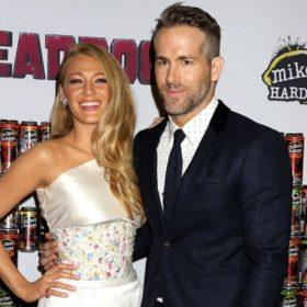 Δείτε για πρώτη φορά τα πανέμορφα παιδιά του Ryan Reynolds και της Blake Lively