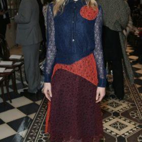 Η Kate Bosworth με Tory Burch
