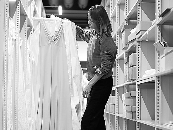 alexa chung, archives, M&S, homepage image