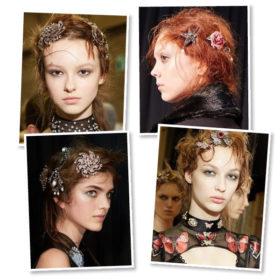 Ο οίκος Alexander McQueen μας έκανε να ερωτευτούμε τα head pieces