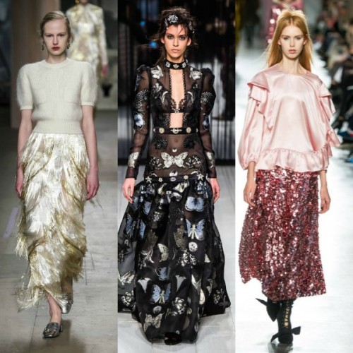 london fashion week, homepage image