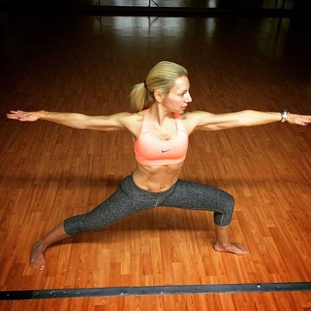 Elena Tsavalia gym