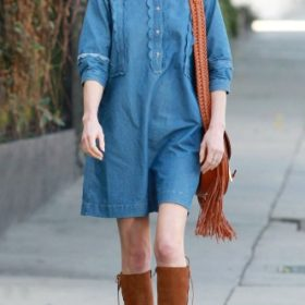 H Kate Bosworth με Altuzarra