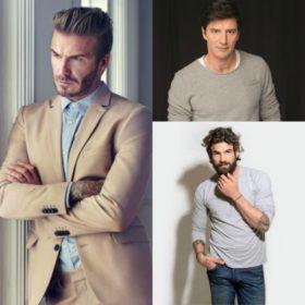 Πόσο ύψος έχουν δέκα από τους πιο sexy άντρες της showbiz;