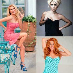 Δέκα ελληνίδες celebrities με εντυπωσιακό πλούσιο ντεκολτέ