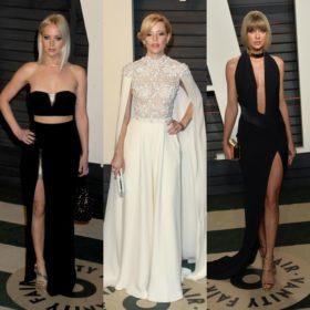 Oscar after-parties: Δείτε τι φόρεσαν οι celebrities μετά την τελετή απονομής των βραβείων