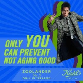 Αυτό είναι το μυστικό του Derek Zoolander για να δείχνει πάντα νέος