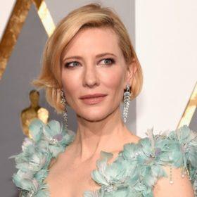 Θέλετε να αντιγράψετε το μακιγιάζ της Cate Blanchett στα Oscars; Τώρα μπορείτε!