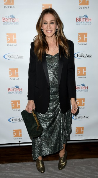 sarah jessica parker, lanvin, look of the day , mosaic
