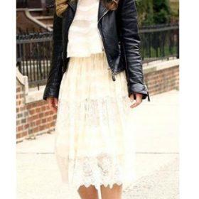 H Olivia Wilde με H&M Conscious Exclusive