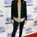 megan fox, mosaic, look of the day, Teenage Mutant Ninja Turles 2 - WonderCon 2016, jacket iro