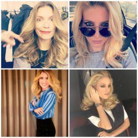 Τέσσερις Ελληνίδες celebrities σας δείχνουν την απόλυτη τάση στα μαλλιά για τη σεζόν αυτή