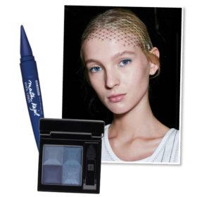 I'm Blue: Τα πιο ωραία look και τα πιο hot προϊόντα για να βάλετε το μπλέ χρώμα στο μακιγιάζ σας
