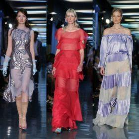 Mi-Ro: Δείτε τι φόρεσαν οι ελληνίδες celebrities που βρέθηκαν στο fashion show