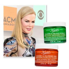 #Beauté: Αυτές είναι οι αγαπημένες μάσκες της Nicole Kidman