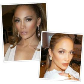 Λατρεύετε το απίστευτα λαμπερό μακιγιάζ της Jennifer Lopez; Ξέρουμε το μυστικό για να το πετύχετε