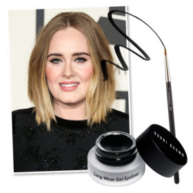 Video: Ο makeup artist της Adele αποκαλύπτει το μυστικό για το τέλειο eyeliner της