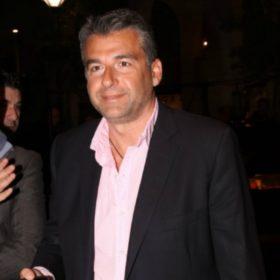 Δείτε πού ήταν ο Γιώργος Λιάγκας λίγες ώρες μετά την ανακοίνωση του διαζυγίου