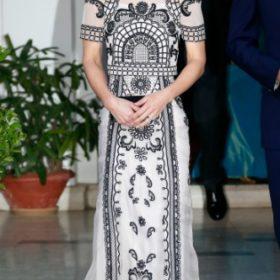H Kate Middleton με Temperley London