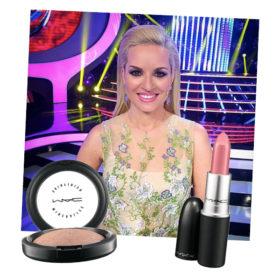 Η makeup artist Έλσα Πρωτοψάλτη μας αποκάλυψε όλες τις λεπτομέρειες του μακιγιάζ της Μαρίας Μπεκατώρου στο 2o live του YFSF