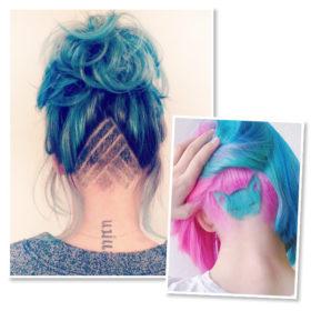 Rainbow Undercut: Αυτή είναι η νέα «τρελή» τάση στα μαλλιά που κυκλοφορεί στο instagram