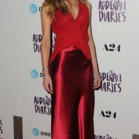 Η Amber Heard με Dion Lee