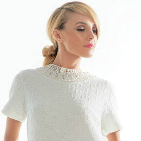 We Love It: H Τάμτα εντυπωσιάζει ξανά με baby pink μαλλιά στο X-Factor