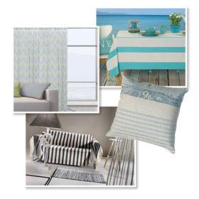 Φέρτε το καλοκαίρι νωρίτερα στο σπίτι σας με λευκά είδη από το HomeEshop.gr