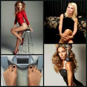 Άψογες αναλογίες! Δέκα από τις πιο όμορφες γυναίκες της showbiz που ζυγίζουν από 60 κιλά και πάνω