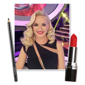 Η makeup artist Έλσα Πρωτοψάλτη μας αποκάλυψε όλες τις λεπτομέρειες του μακιγιάζ της Μαρίας Μπεκατώρου στο 4o live του YFSF