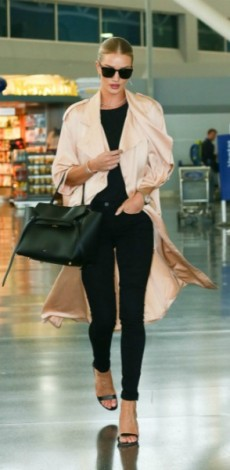 rosie huntington whiteley, Stella McCartney, mosaic, look of the day