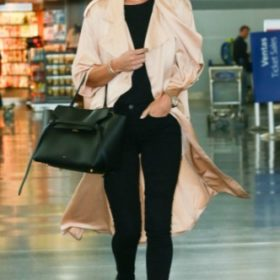 Η Rosie Huntington-Whiteley με Stella McCartney