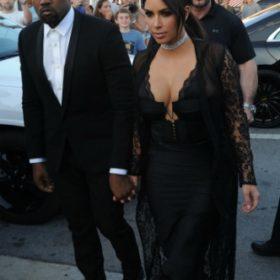 Η Kim Kardashian με Alexander Wang