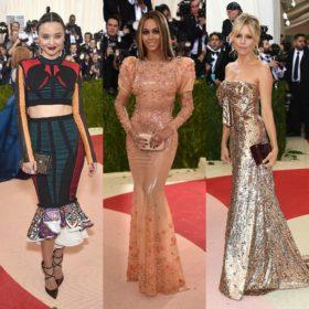 Met Gala 2016: Δείτε όλα τα looks από το κόκκινο χαλί της εντυπωσιακής διοργάνωσης