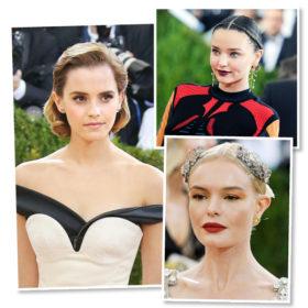 Met Gala 2016: Οι beauty εμφανίσεις που ξεχωρίσαμε στο κόκκινο χαλί