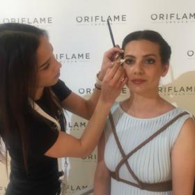 Η Oriflame επιμελήθηκε το μακιγιάζ των ιεριών στις Τελετές Αφής και Παράδοσης της Ολυμπιακής Φλόγας RIO 2016