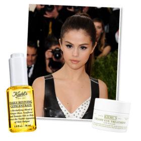 Ξέρουμε το μυστικό της Selena Gomez για λαμπερή επιδερμίδα
