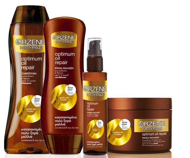 orzene optimum oil repair