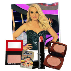 Η makeup artist Έλσα Πρωτοψάλτη μας αποκάλυψε όλες τις λεπτομέρειες του μακιγιάζ της Μαρίας Μπεκατώρου στο 5o live του YFSF