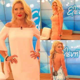 Στο Instagram της Ελένης: Δέκα αγαπημένα φορέματα της αγαπημένης σας παρουσιάστριας