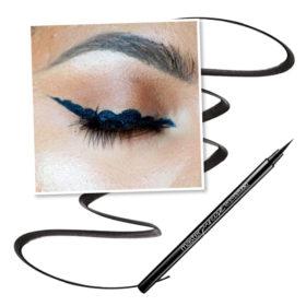 Trend Alert: Δείτε πώς θα κάνετε το bubble eyeliner!